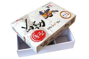 순창 쌀엿 세트 선물용 박스
